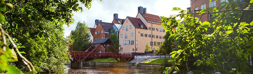 Mid Sweden University in Sundsvall, Sweden