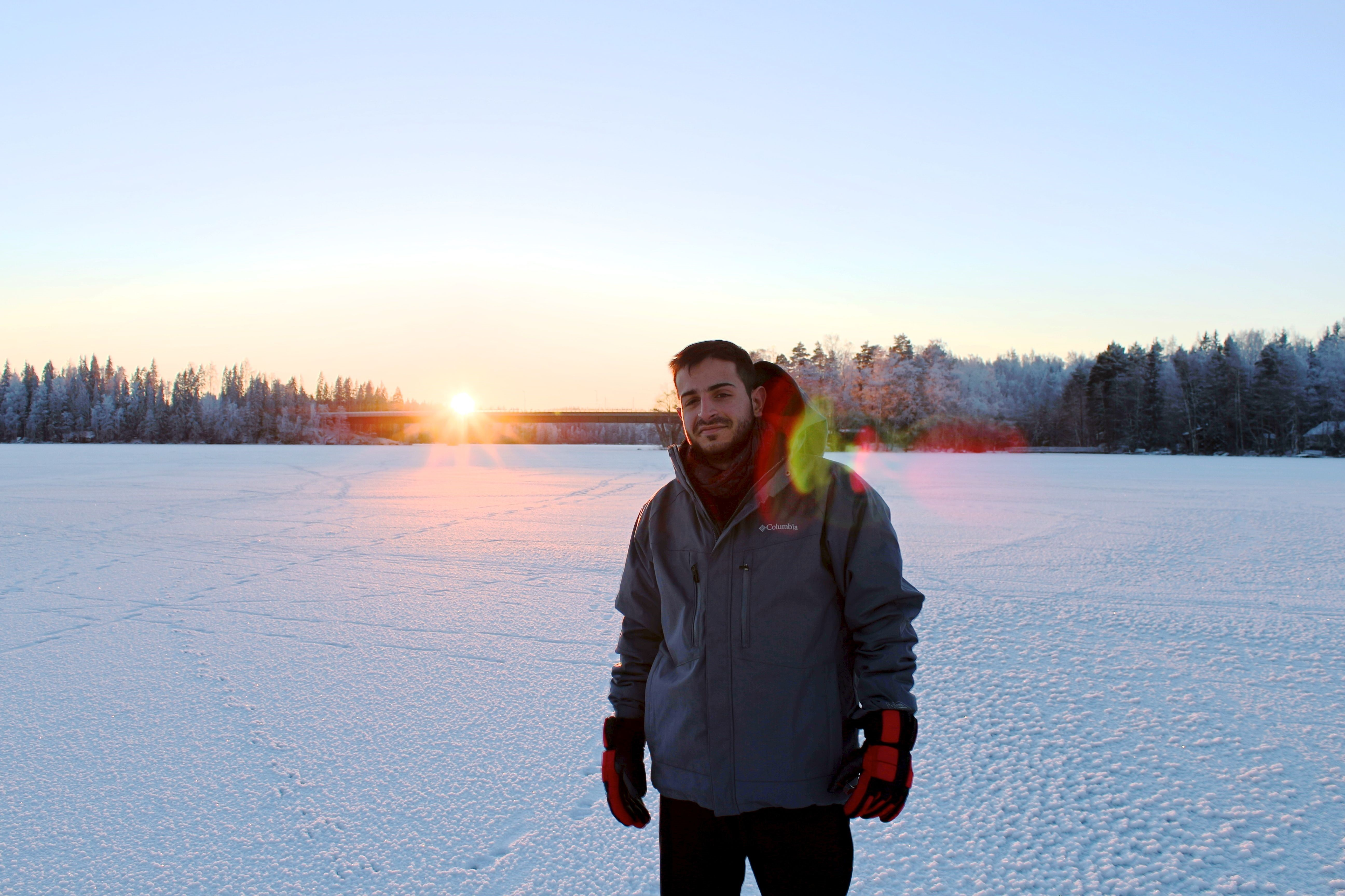 Meet Our Early Stage Researchers Sergio Moreschini From Tampere
